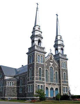 Eglise de St-Adelphe de Champlain