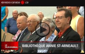 Biblio La Tuque ICI Radio-Canada 01