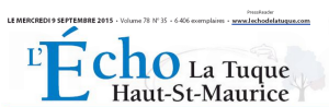 Echo La Tuque Logo