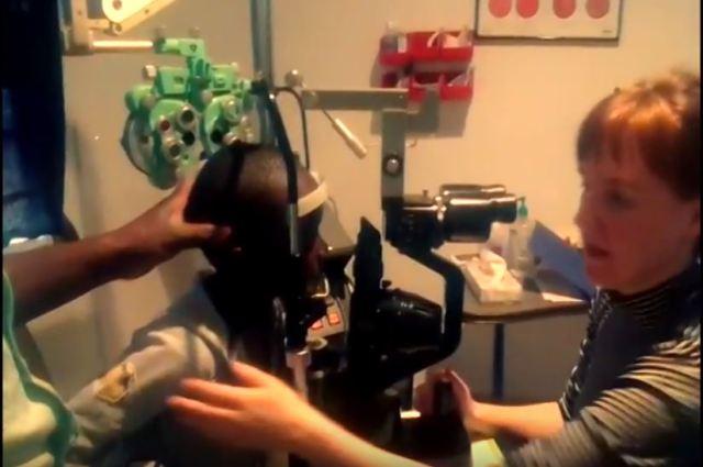 Brain of Serge Kalindiza video