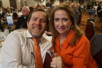 André et Angèle Regnier