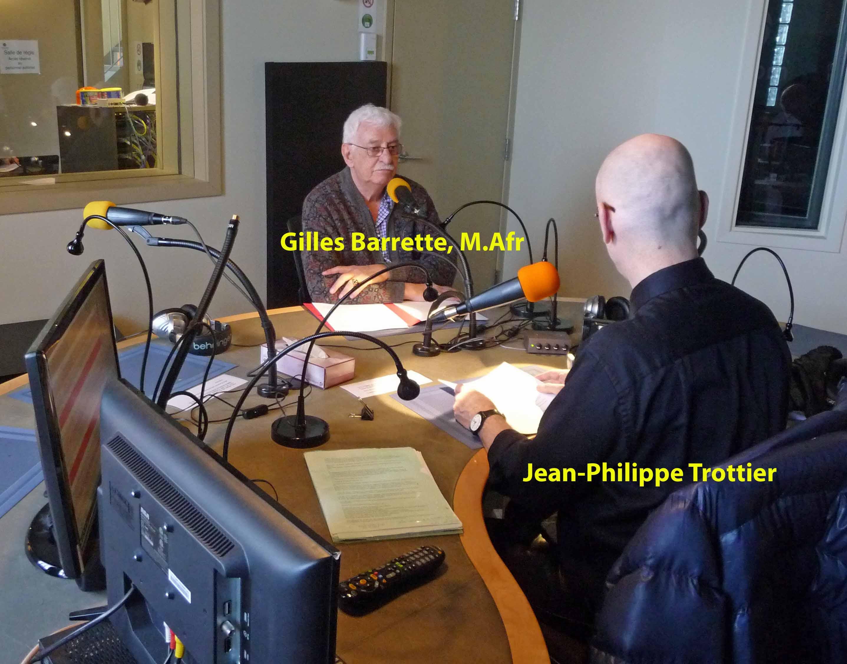 Gilles Barrette Radio VM a copie