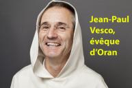 Jean-Paul Vesco, évêque d_Oran PNG