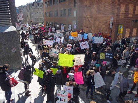 Marche pour nos vies MTL 18