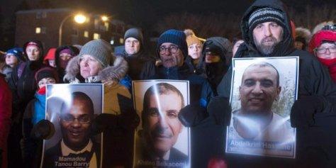 des victimes de la mosquée de Québec écrivent à Trudeau
