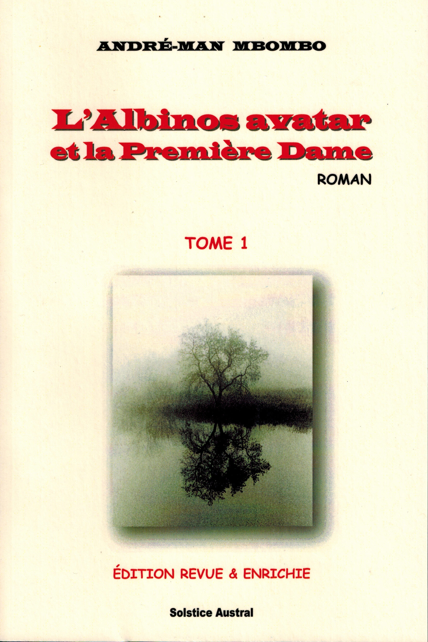 Tome 1 Albinos
