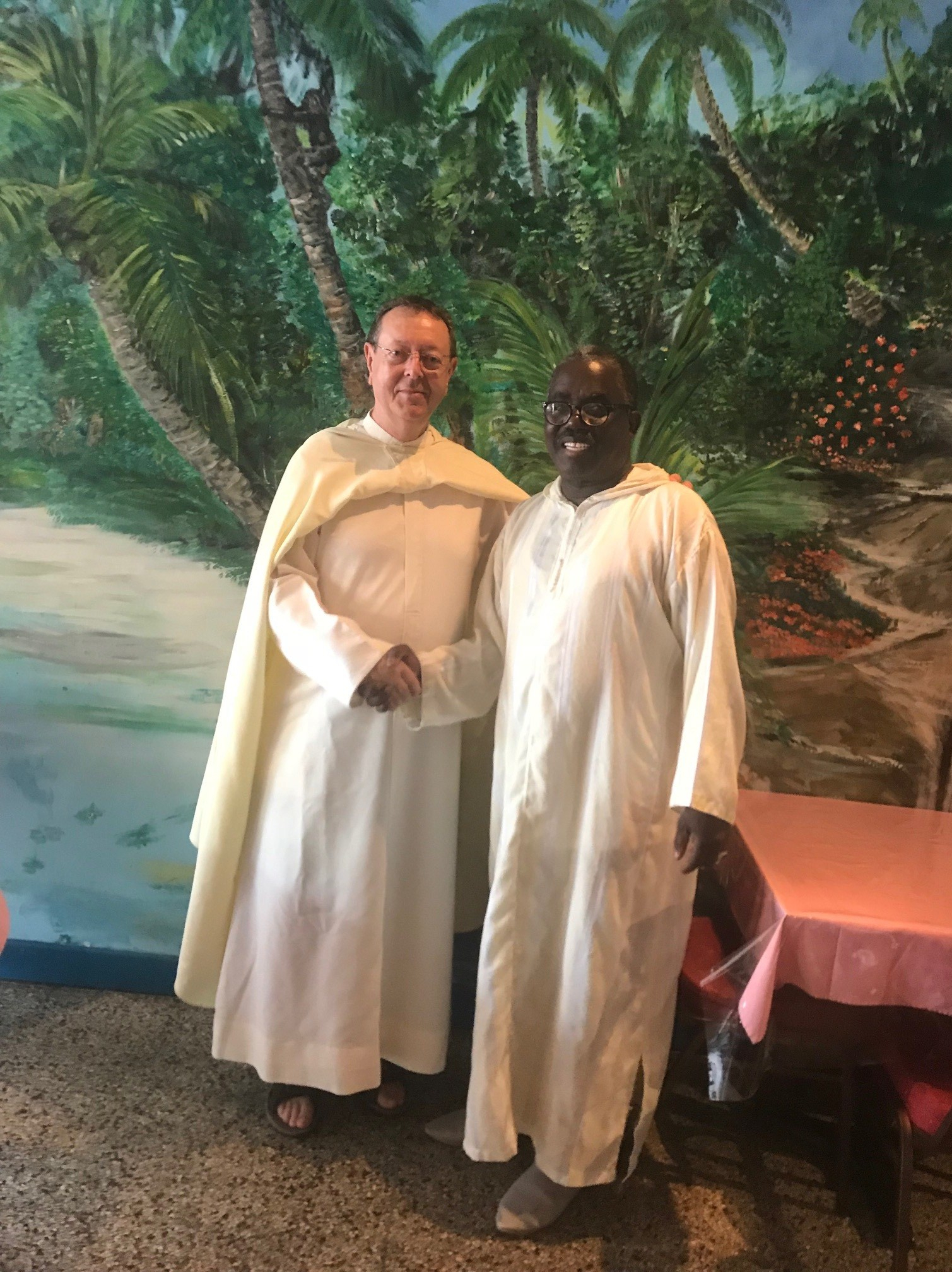 Serge et Papa Diop 02