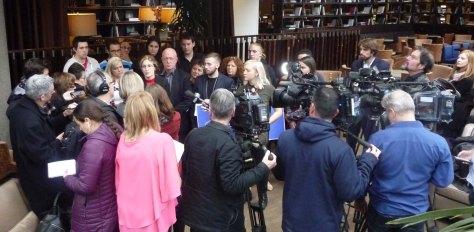Conférence de presse Sheraton 5b