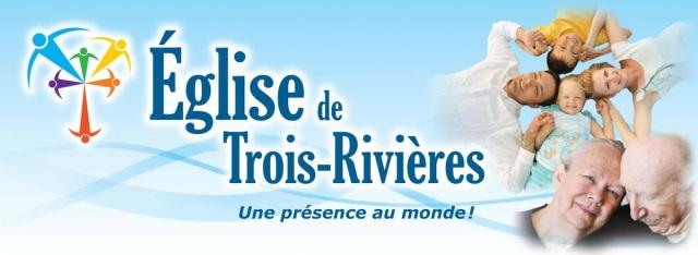 Église de 3-Riv logo magazine
