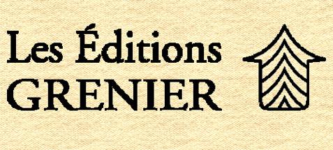 Les Éditions Grenier