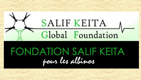 Foundation mondiale Salif Keita